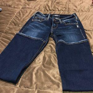 Women's Silver Jeans Suki Bootcut 28x31